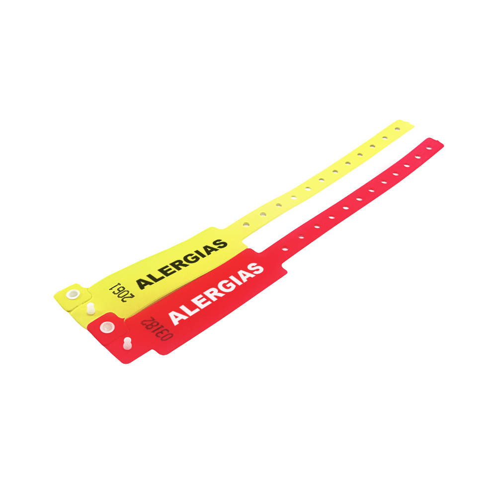 Brazalete de Plástico Speedialert VE-420