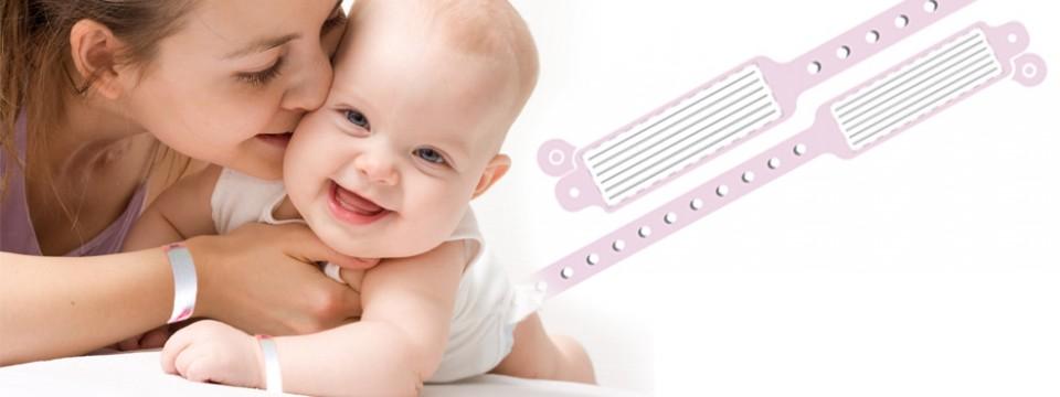 Brazaletes para Maternidad