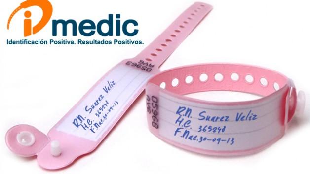 Idmedic Brazaletes Médicos