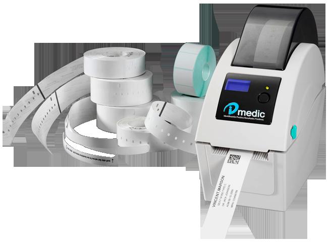 Impresora T 233 Rmica Para Brazaletes Idm Dt 03950 Idmedic